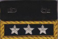 Civil War Lieutenant General Shoulder Boards - Shoulder Straps w/ Free $20 Coin