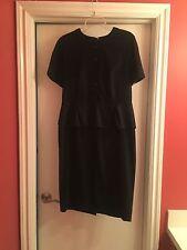 Burberry dress black size ITA 46