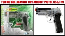 TSD M9 Bull Mastiff CO2 Airsoft Gun 360/FPS Heavy Weight
