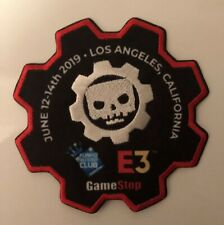 Exclusive E3 2019 Funko Insider Gamestop Club Gears of War Patch