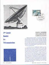 FA31 Editions Frisch 3ème Journée Mondiale des Télécommunications cachet 15-5-71
