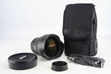 Nikon AF-S Nikkor 14-24mm f/2.8G ED IF SWM N Wide Zoom Lens With Case & Caps V18