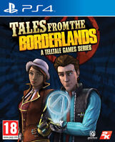 *NEW* Tales From the Borderlands (PS4, 2016) Eng, REGION FREE!