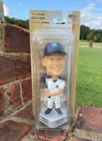 Mickey Mantle Special Edition Bobble Head Figure by Play Makers - Upper Deck HOF