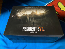 Resident Evil 7 Collector's Edition Ps4 Rare!!!!