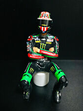 1:12 Conversión Minichamps Figure Figurine Johann Zarco 2017 NO ROSSI MARQUEZ