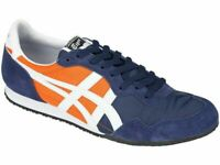 【DHL】New Onitsuka Tiger SERRANO Navy × White 1183A744 from Japan asics