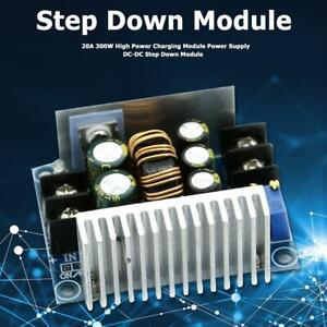 DC-DC Converter 20A 300W Step down Boost Power Charger