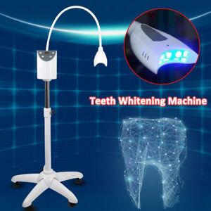 Dental LED Light Teeth Whitening Machine Mobile Teeth Bleaching Accelerator Lamp