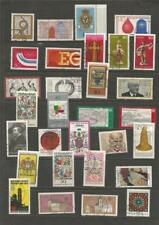 GERMANY-- 1970's USED SELECTION.