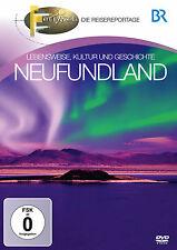 DVD Newfoundland de BR Fernweh das Magazine de voyage mit Insidertipps sur DVD
