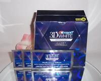Crest 3D White Professional Effects Teeth Whitening Whitestrips 3 Treatm. READ