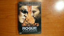 1818 DVD Rogue Assassin Steelbook Region 2