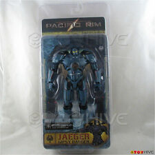 "Pacific Rim Jaeger Gipsy Danger Action Figure 7"" inch Movie Figure series 1 NECA"