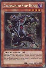 Großmeister Ninja Hanzo YU-GI-OH! CT09-IT003 Ita selten Geheimnis ed. begrenzte