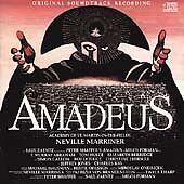 Mozart Amadeus Movie Soundtrack Stereo Two-Cassette Tape Set Fantasy (1984)
