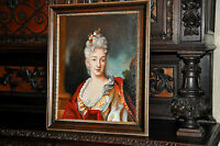 vintage French Salon Painting  absolutely gorgeous
