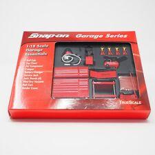 TrueScale 1/18 #07001 Snap On Garage Series Werkstattausrüstung Diorama