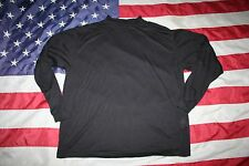 mens Ashworth Weather System-Black Shirt Size 2 XX-Larg: sweatshirt/coat #4905