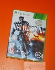 Battlefield 4 Xbox 360 New and Sealed