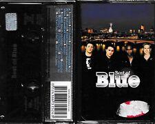 BLUE - Best Of / MC - Musikkassette / NEU + VERSCHWEISST!