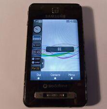 Samsung Tocco F480 - Black (Unlocked) Mobile Phone