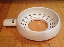 DeLonghi Citrus Juicer KS500 Replacement Part, Pulp Filter Ring W/ Handle
