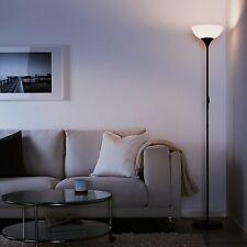 IKEA NOT Floor Uplighter, Black, Light Lamp Stylish and Functional FREE POSTAGE