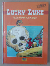 ** LUCKY LUKE. CANYON APACHE / L'EMPEREUR SMITH  **  PETITS FORMATS/ SOUS CELLO