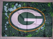 GREEN BAY PACKERS G FORCE NFL LICENSED NEW 2x3 ft FLAG
