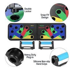 Pro Multi PushUp Board Training Liegestützgriffe Körperkraft System Liegestütz