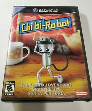 Chibi-Robo (Nintendo GameCube, 2006) (Very Good Condition) Tested/Working