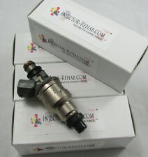 *Cleaned & Flow Tested* 195500-2040 Fuel Injector Set (4) Mazda-Kia 1.6 & 1.8