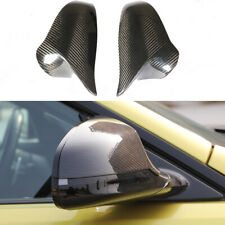 DRY Carbon Side Mirror Covers Cap For BMW F80 M3 F82 F83 M4 14-19 LHD Add-on