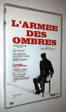 DVD NEUF L'ARMEE DES OMBRES - LINO VENTURA / SIMONE SIGNORET ... - 1969