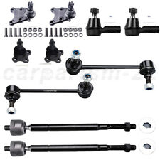 10pc New Front & Rear Suspension Kit Sway Bar for 1998 - 2004 ISUZU	RODEO SPORT