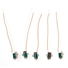 5Pcs DC 5 V 6 V Micro Inhaled Type Push Pull Solenoid Electromagnet Suck New