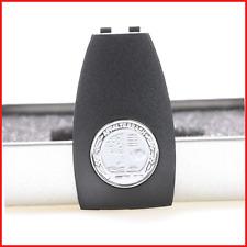 Droya Chromed Metal Badge Emblem Key Cover Parts Number A0008900023 Compatible