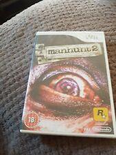 Manhunt 2 Nintendo Wii Sealed