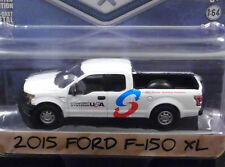 GREENLIGHT 2015 FORD F-150 XL FROM {BLUE COLLAR COLLECTION} 1/64 SCALE