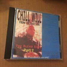 DJ Chill Will FTE Blend King #2 Harlem NYC Hip Hop Blends Mixtape Mix CD