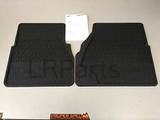 Land Rover Front Floor Mat Mats -Rubber Defender 90 110 RTC8098AB Genuine