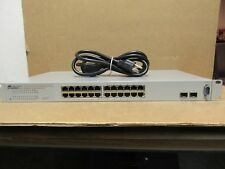 Allied Telesis At-Gs950/24 24 Port 10/100/1000Mbps + 2 Sfp Combo Web Smart Switc