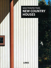 New Perspective: New Country Houses (New Perspectives) by Arian Mostaedi