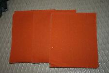 30 Blatt Dina 4 Größe Schleifpapier Korn 40 sehr grobes Papier zum Entlacken etc