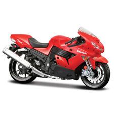 1:18 Kawasaki Ninja Zx-14R Motocicletta Modello Maisto