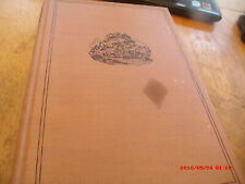Vtg 1935 The Clock Book.Signed Book Wallace Nutting