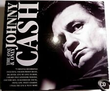 The One & Only 3 CD  Boxset by Johnny Cash (75 Tk VG Boxset 2010)