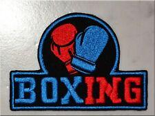 Boxing Iron On Patch Aufnäher Parche brodé patche toppa