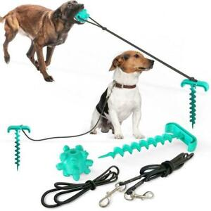 Interactive dog toy outdoor pull rope tooth cleaning tools chew 2022